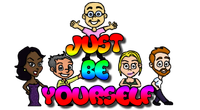 Logo for Just Be Yourself