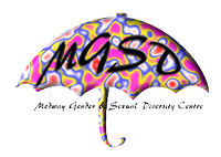 Logo for Medway Gender & Sexual Diversity Centre