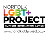 Logo for Norfolk LGBT Project