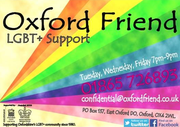 Logo for Oxford Friend