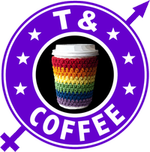 Logo for T and Coffee