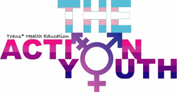 Logo for THE Action Youth