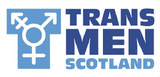 Logo for Trans Men Scotland