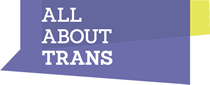 Logo for All About  Trans