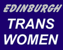 Logo for Edinburgh Trans Women