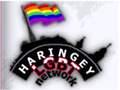 Logo for Haringey LGBT Forum