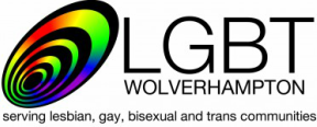Logo for LGBT Wolverhampton