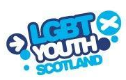 Logo for LGBT Youth Scotland