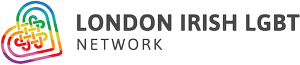 Logo for London Irish LGBT Network
