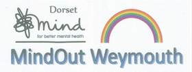 Logo for MindOut Weymouth