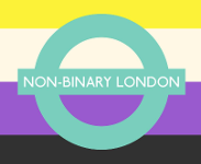 Logo for Non-Binary London