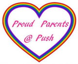 Logo for Proud Parents @ Push
