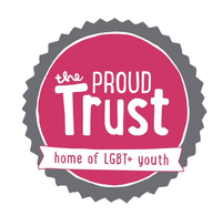 Logo for The Proud Trust