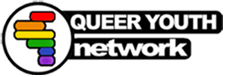 Logo for Queer Youth Network