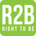 Logo for Right 2 Be