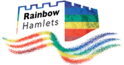 Logo for Rainbow Hamlets