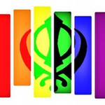 Logo for Sarbat  - Sikh LGBT Group