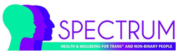 Logo for Spectrum Soho Trans* Group