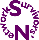 Logo for Survivors' Network