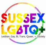 Logo for Sussex LGBTQ+ Society