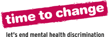 Logo for Time To Change