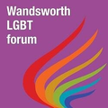 Logo for Wandsworth LGBT Forum