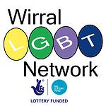Logo for Wirral LGBT Network